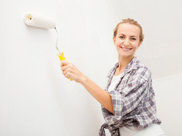 fasádní barva FIT využívá samočistící efekt