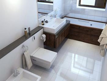 koupelna bez vodního kamene bude stále zářit jako nová